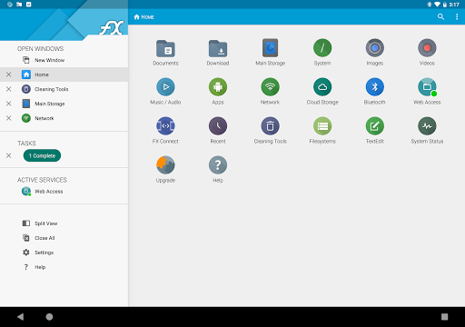 FX File Explorer: the file manager with privacy 10 تصوير الشاشة