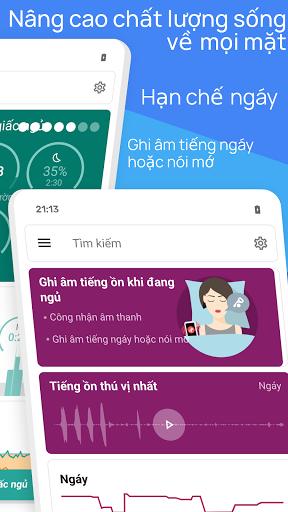 Sleep as Android 💤 Theo dõi giấc ngủ, chu kì ngủ screenshot 2