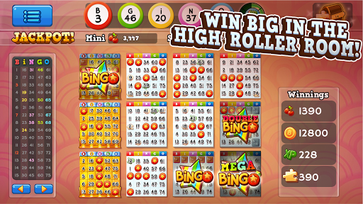 Bingo Pop - Live Multiplayer Bingo Games for Free 1 تصوير الشاشة