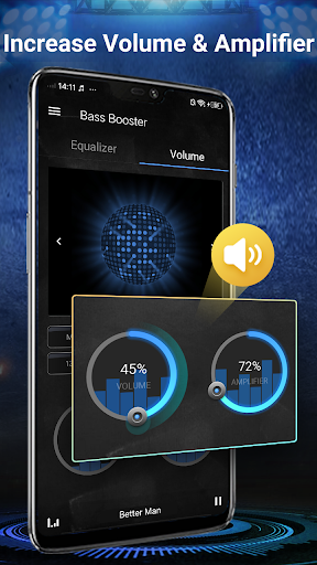 Equalizer Pro - Volume Booster & Bass Booster screenshot 6