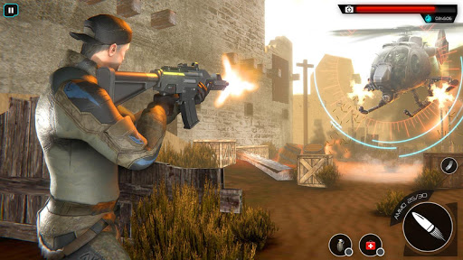 Cover Strike Fire Shooter: Action Shooting Game 3D screenshot 11
