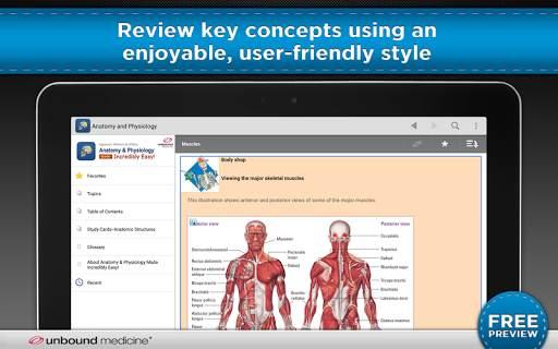 Anatomy & Physiology Made Easy 6 تصوير الشاشة
