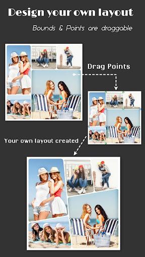 Collage Maker (Layout Grid) - PhotoFancie screenshot 4