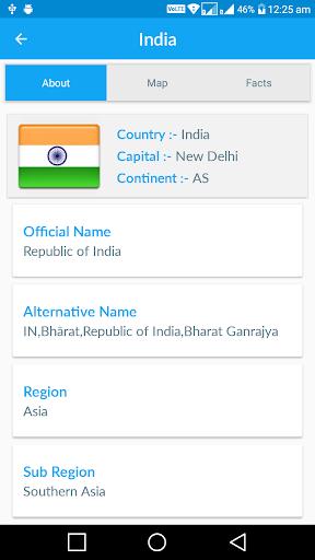 Offline World Map screenshot 5