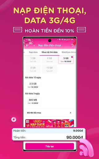MoMo: Chuyển tiền & Thanh toán screenshot 6