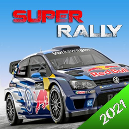 Super Rally  3D icon
