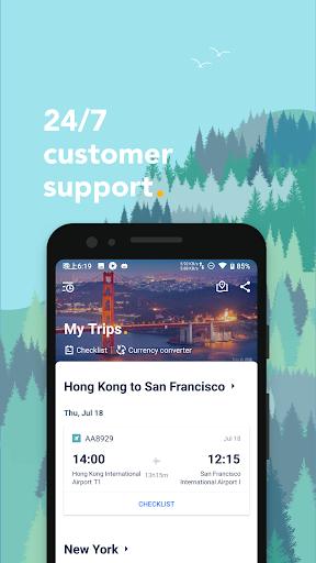 Trip.com: Flights, Hotels, Train & Travel Deals 7 تصوير الشاشة