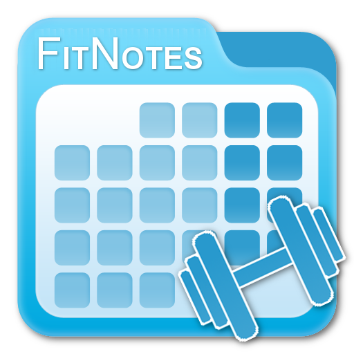 FitNotes - Gym Workout Log أيقونة