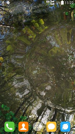 Water Garden Live Wallpaper screenshot 7