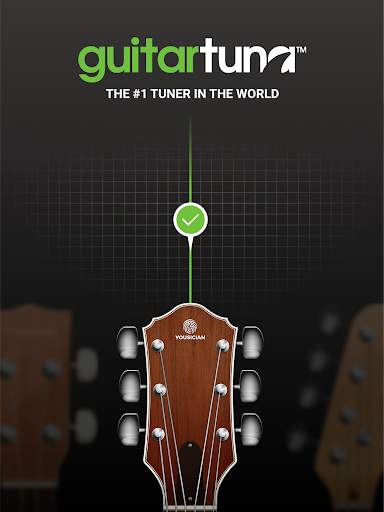 GuitarTuna - Tuner for Guitar Ukulele Bass & more! screenshot 8