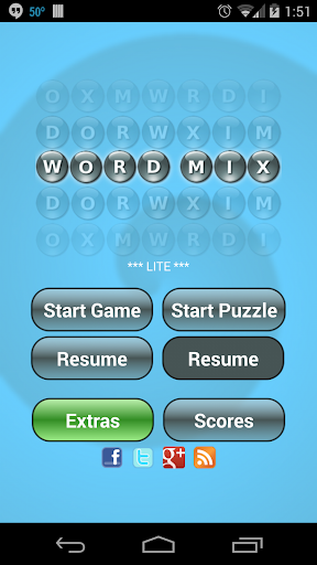 Word Mix Lite ™ screenshot 2