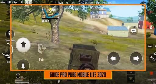 Guide For PUβG Winner Lite mobile-battleground screenshot 2