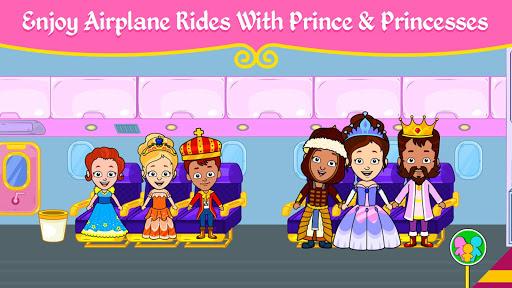 مدينة الأميرات - ألعاب بيت العرائس للأطفال 2 تصوير الشاشة