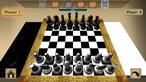 3D Chess - 2 Player 2 تصوير الشاشة