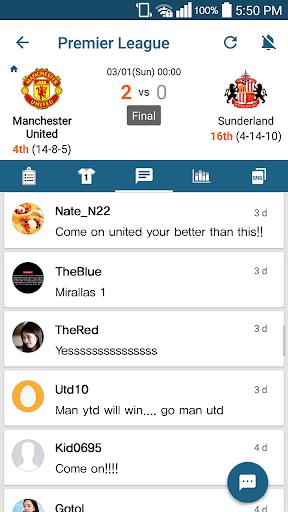 ScoreCenter Live : All sports screenshot 5