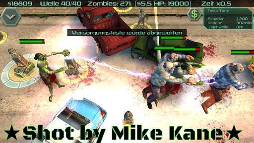 Zombie Defense 7 تصوير الشاشة