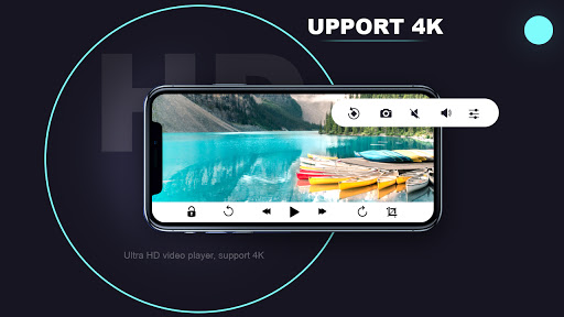 SAX Video Player - All Format HD Video Player 2020 screenshot 2