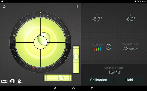 Kompas Poziomica screenshot 15