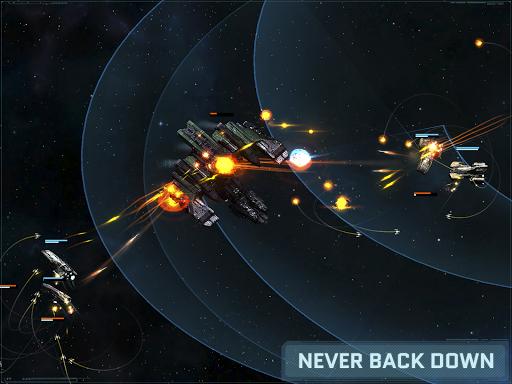 VEGA Conflict 5 تصوير الشاشة
