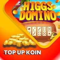 Pixel koin - Topup Koin Higgs Domino Island on 9Apps