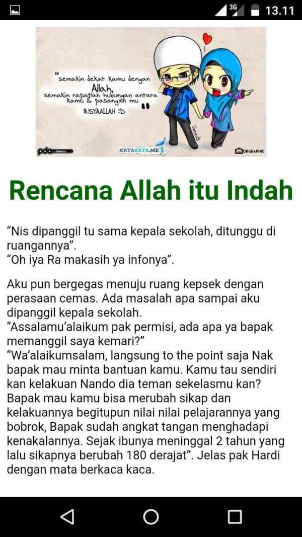 Cerpen Remaja Islami Offline screenshot 4