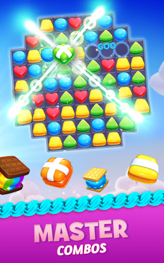 Cookie Jam Blast™ New Match 3 Game | Swap Candy screenshot 5