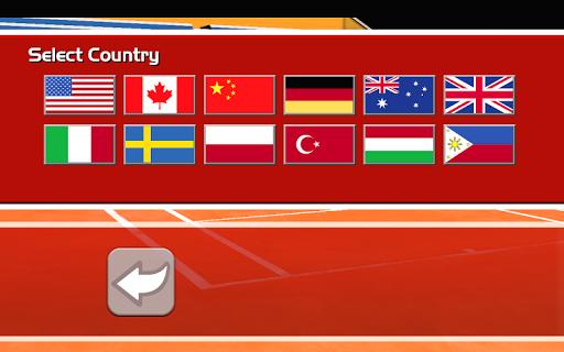 Play Tennis screenshot 13