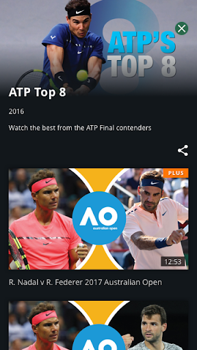 Tennis Channel 4 تصوير الشاشة