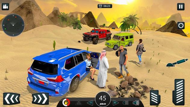 Luxury LX Prado Desert Driving screenshot 8