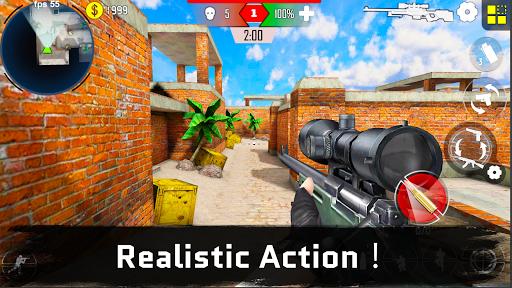 Gun Strike Force: Modern Ops - FPS Shooting Game screenshot 2