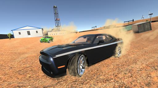 Muscle Car Challenger 2 تصوير الشاشة