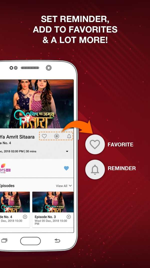 JioTV – News, Movies, Entertainment, LIVE TV screenshot 8