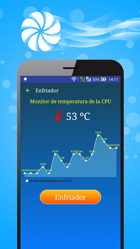 WiFi, 5G, 4G, 3G Speed Test -Speed Check - Cleaner screenshot 5