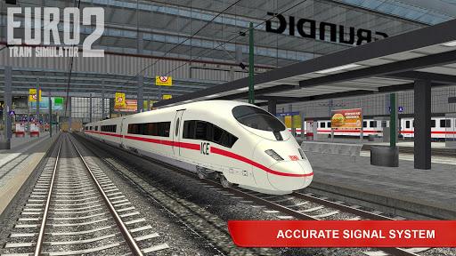 Euro Train Simulator 2 screenshot 2