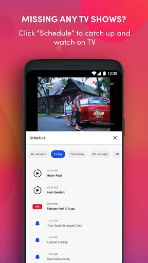 Vidio - Watch Video, TV & Live Streaming स्क्रीनशॉट 7