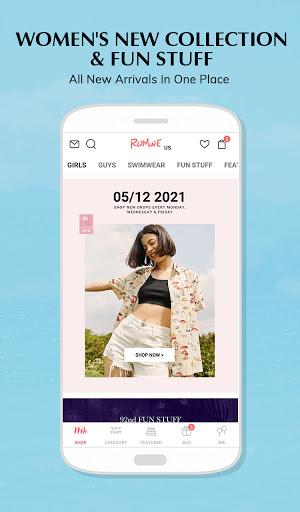 ROMWE - Daily Outfit  Fashion скриншот 5