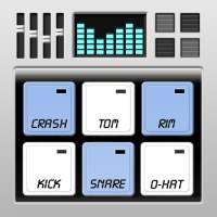 Drum Machine - Pads & Sequencer on 9Apps