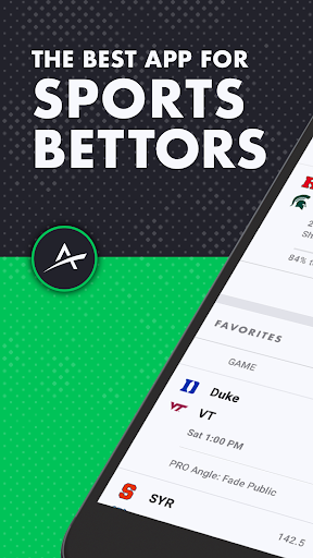 The Action Network: Sports Scores & Live Tracker 1 تصوير الشاشة