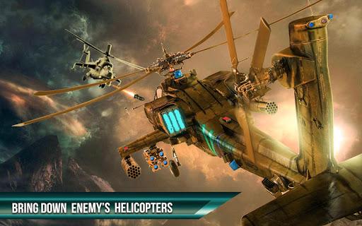 Army Gunship Helicopter Games 3D: Joycity Battle screenshot 5