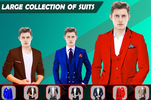 Smart men suits - picture editor 2018 screenshot 1