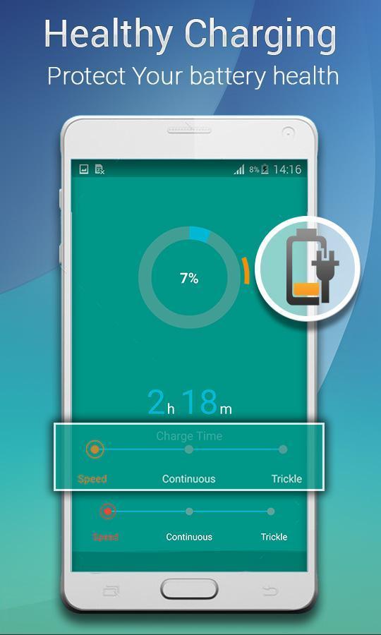 Smart Battery Doctor Battery Saver & Booster 5 تصوير الشاشة