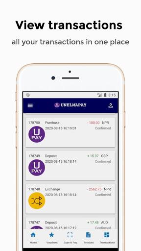 UnelmaPay : Mobile Digital Wallet screenshot 7