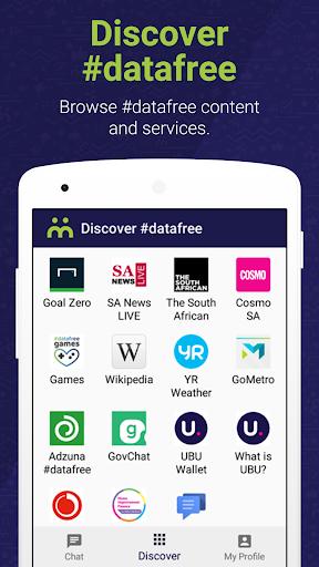 Moya App #datafree 2 تصوير الشاشة