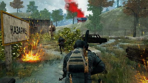Encounter Strike:Real Commando Secret Mission 2020 screenshot 4