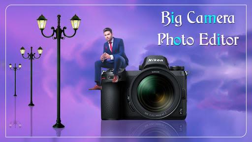 DSLR Photo Editor : Big Camera Photo Maker screenshot 3