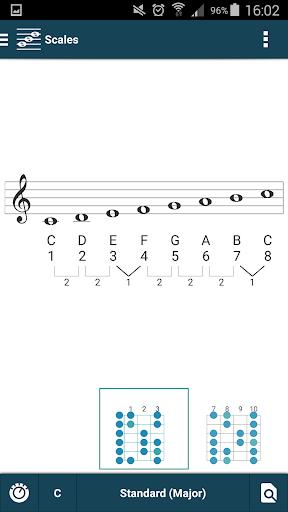 smart Chord & tools (гитара,.. скриншот 5