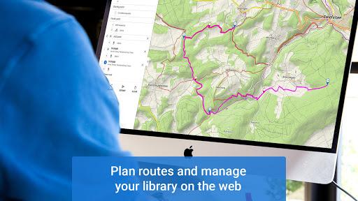 Locus Map 4: Hiking&Biking GPS navigation and Maps screenshot 11