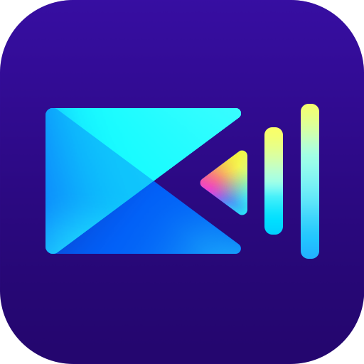 PowerDirector - Video Editor App, Best Video Maker icon