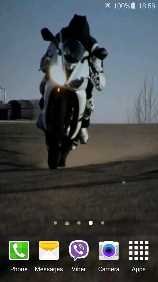 Motorcycle Video Wallpaper 2 تصوير الشاشة