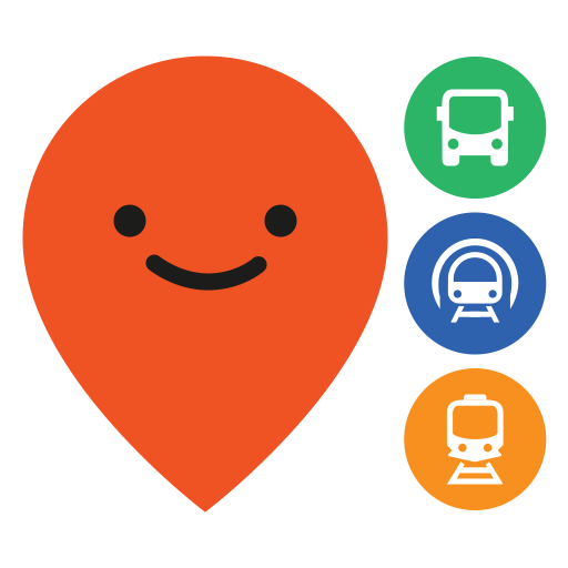 Moovit: Timing & Navigation for all Transit Types icon
